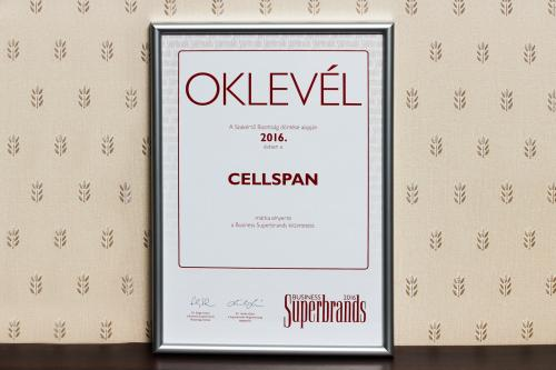 cellspan superbrands